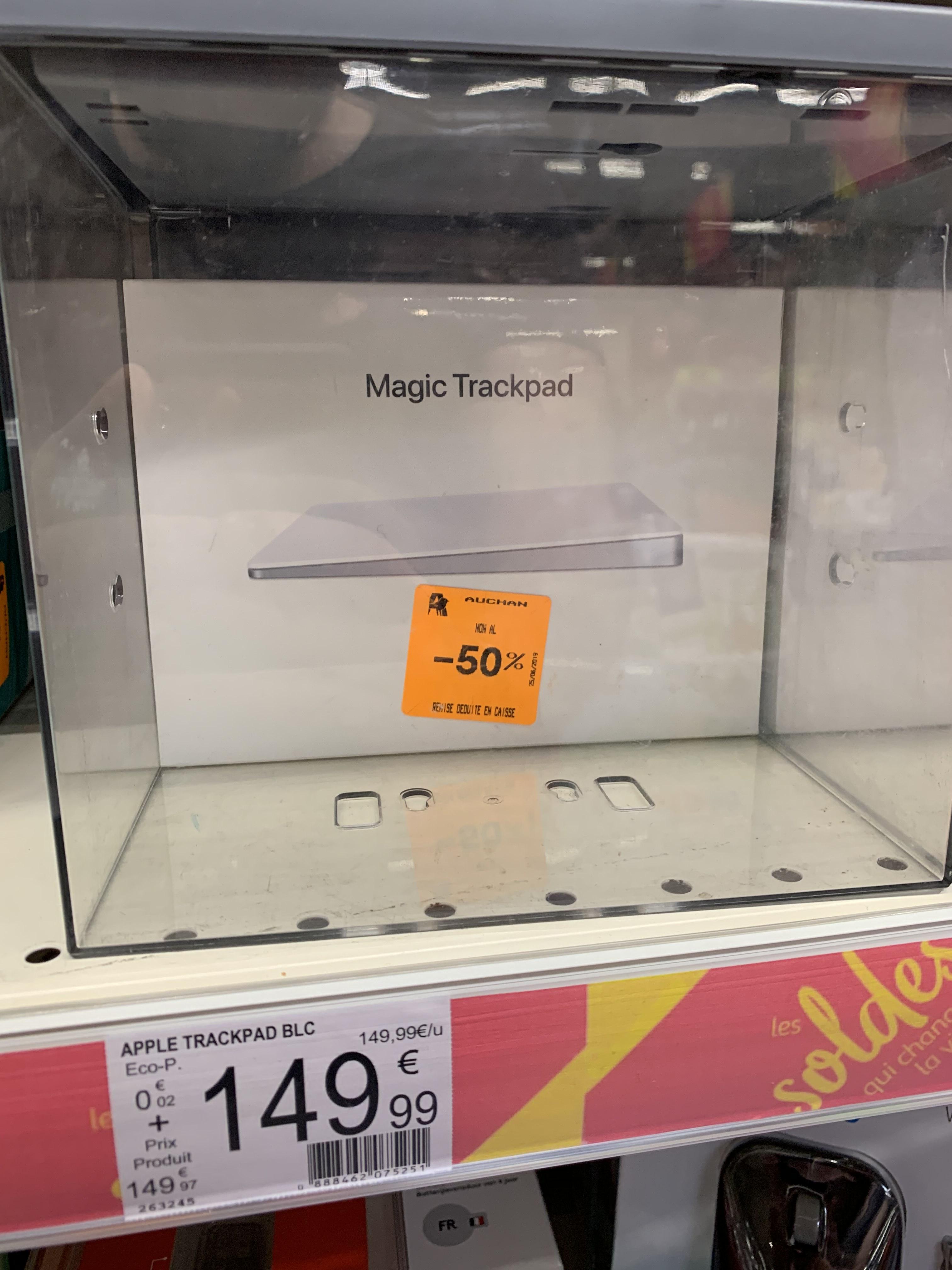 Trackpad Apple Magic 2 -  Saison de Meaux Chauconin-Neufmontiers (77)
