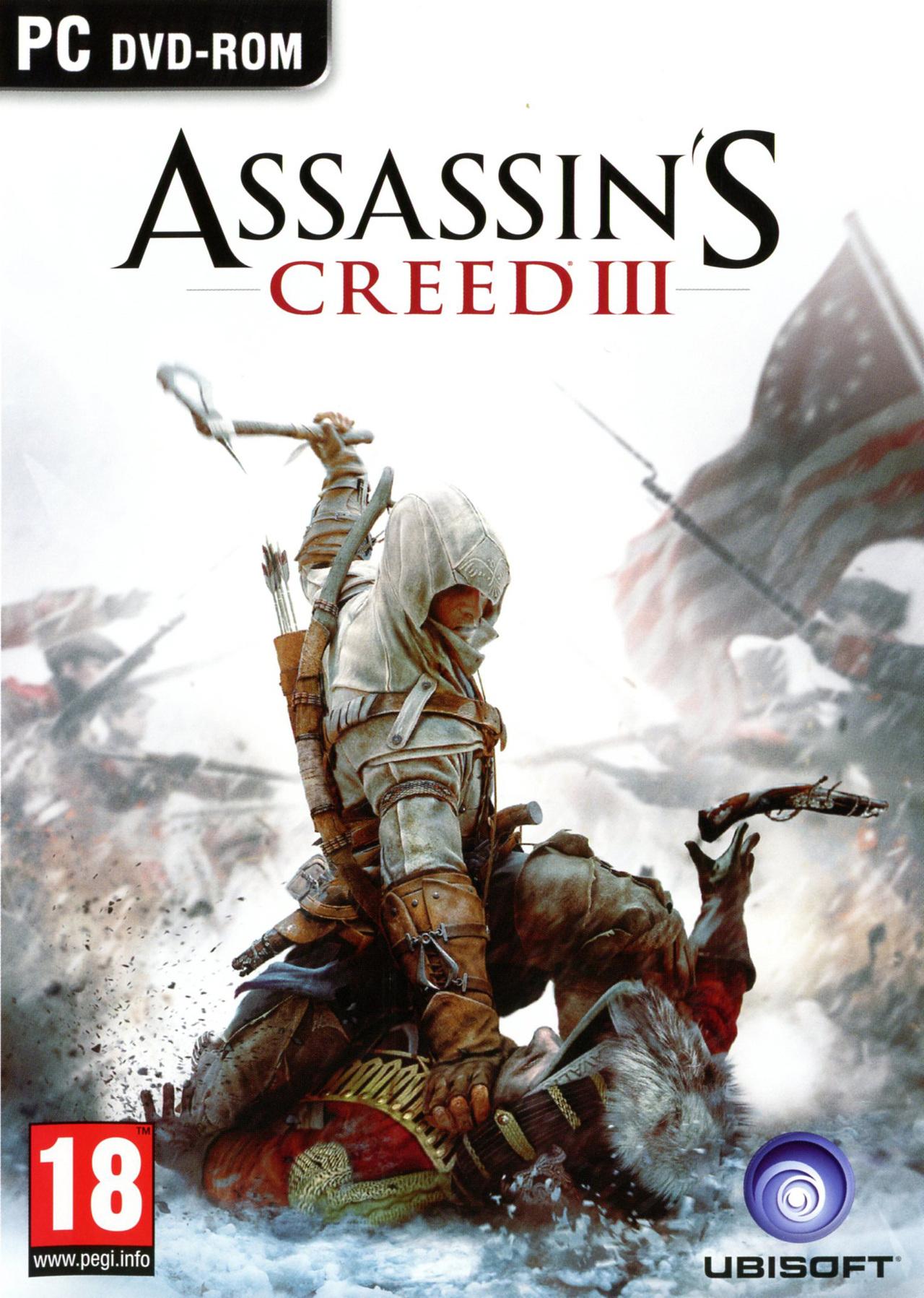 Jeu PC dématérialisé (Uplay) Assassin's Creed 3