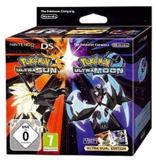 Pokémon Ultra-Soleil & Ultra-Lune - Edition Limitée sur Nintendo 3DS