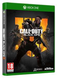 Call of Duty Black Ops IIII sur Xbox One (Via Application Mobile)