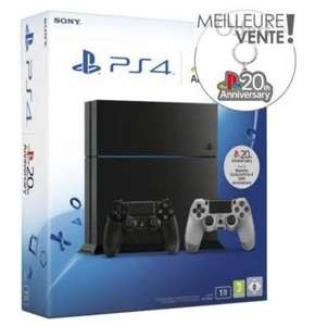 Console Sony PS4 1 To + 2ème manette + Fifa 16