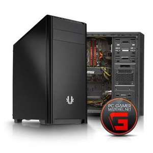 PC Gamer Materiel.net Backstab 2.0 - Sans OS (i5-6500, NVIDIA GeForce GTX 980, 8 Go DDR4, HDD 1 To) + Jeu offert