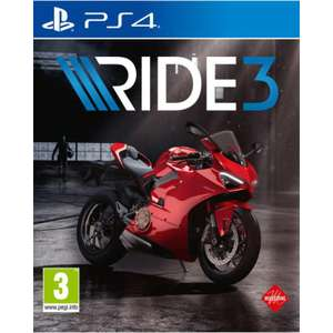Jeu Ride 3 sur PS4 (via application)
