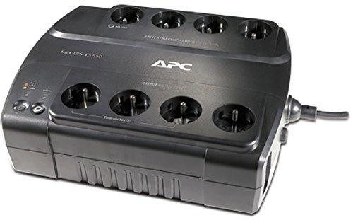 Onduleur APC Back-UPS BE550G-FR - 550VA (8 prises FR)