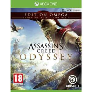 Assassin's Creed Odyssey Omega Edition sur Xbox One (via l'Application)