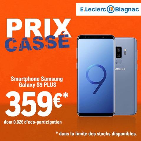 "Smartphone 6.2"" Samsung Galaxy S9+ Plus - 64 Go - Blagnac/St orens (31)"
