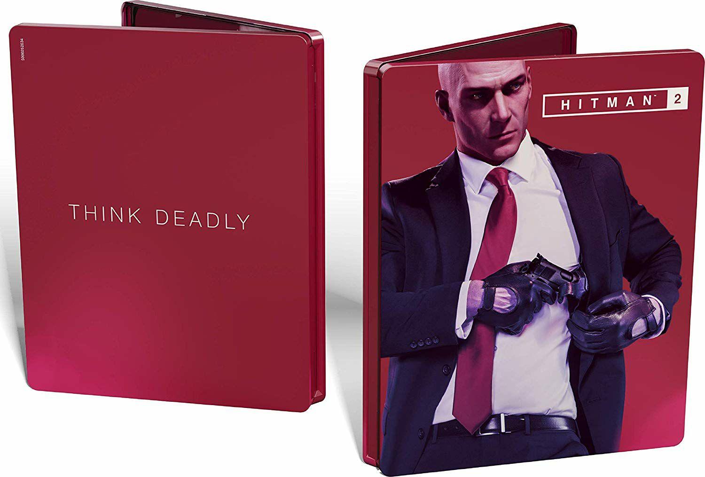 Hitman 2 - Edition Exclusive Amazon sur PS4