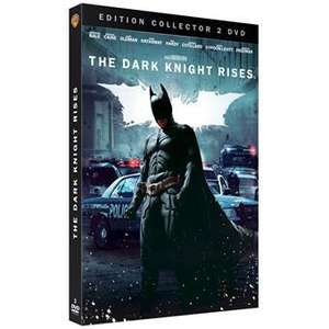 DVD collector The Dark Knight Rise