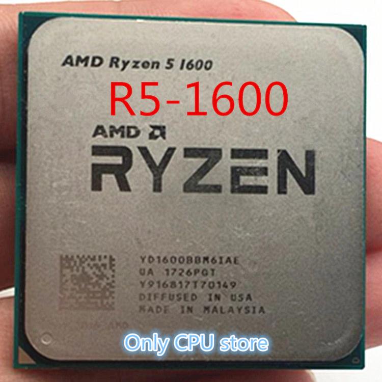 Processeur AMD Ryzen 5 1600 - 3.2 GHz