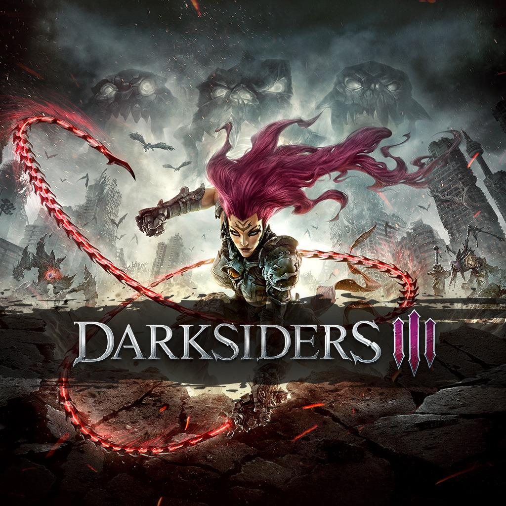 Darksiders III sur PC (Dématérialisé - Steam)