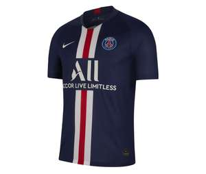 Maillot PSG 19/20 -  Différentes tailles (footcenter.fr)