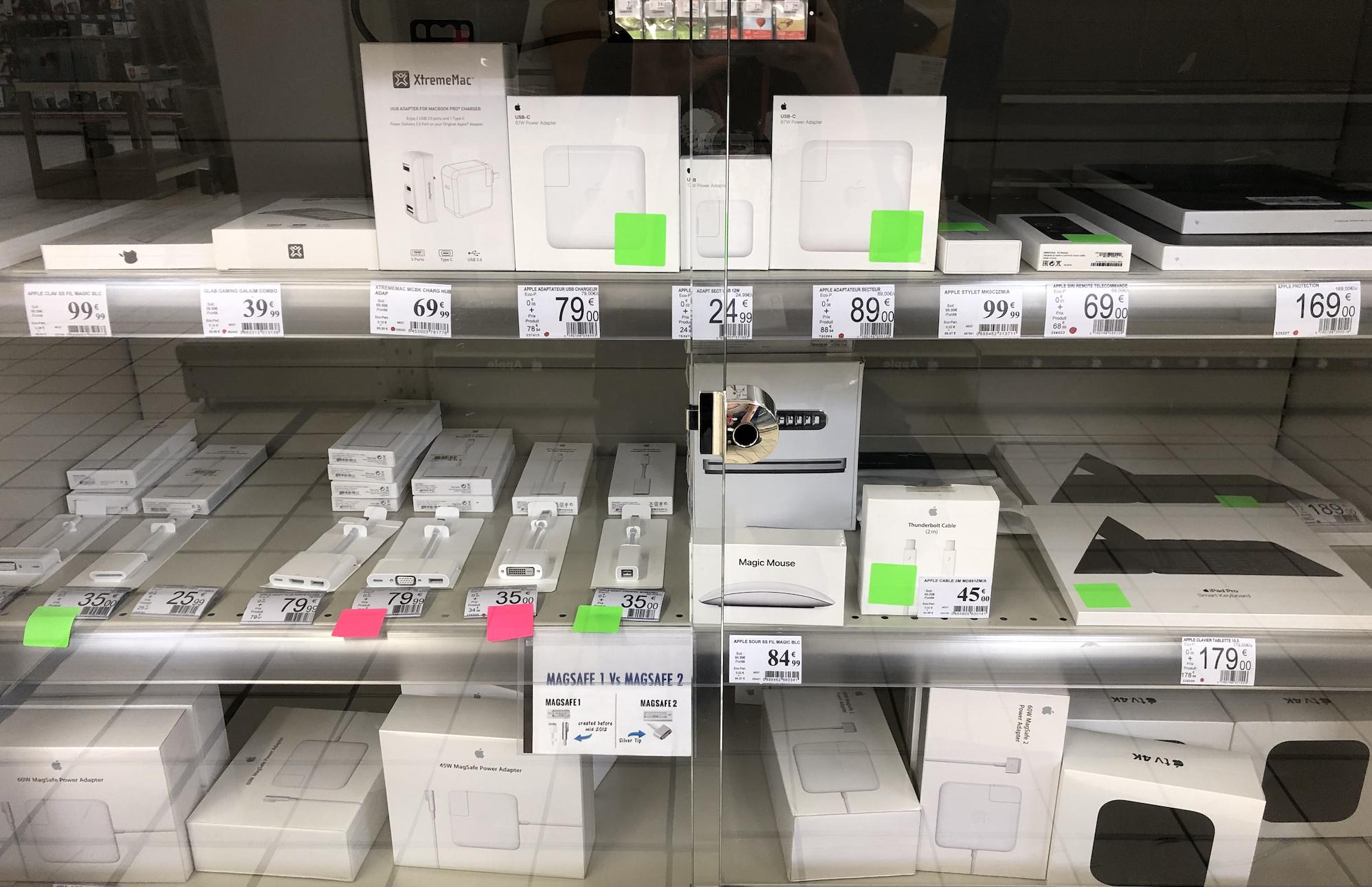De 20 à 50% de réduction sur une sélection d'accessoires Apple - Villeneuve-d'Ascq (59)