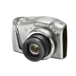 Appareil photo numérique Canon PowerShot SX150IS - 14.1 Mpx
