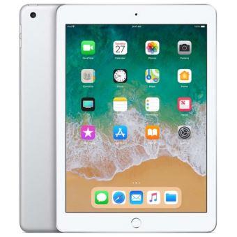 """Tablette tactile 9.7"""" Apple iPad (2018) - full HD, A10, 2 Go de RAM, 32 Go, argent (vendeur tiers)"""