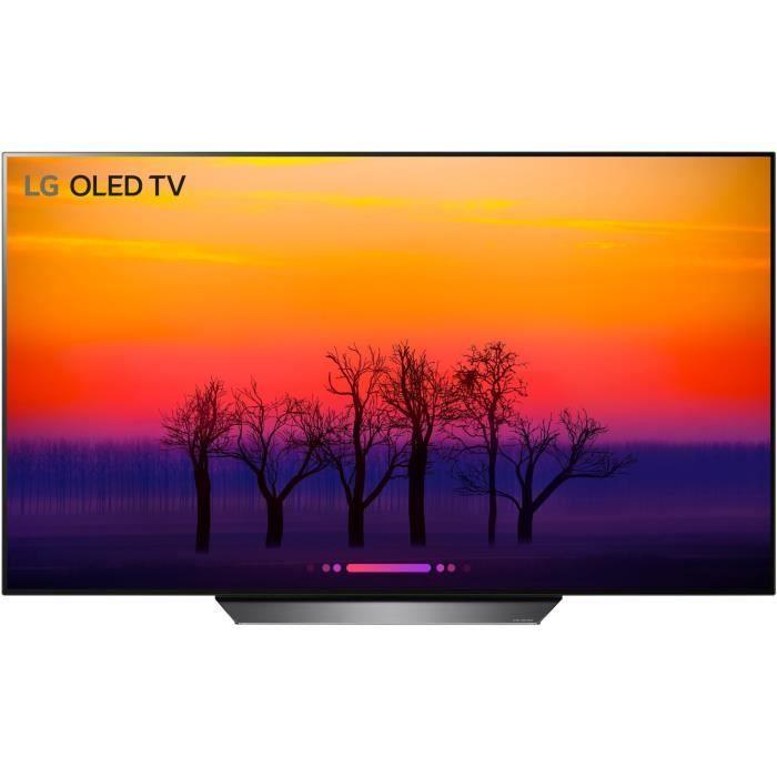 "TV 65"" LG OLED65B8 - 4K, HDR, Smart TV"