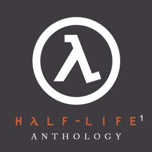 Half-Life 1 Anthology: Half-Life + Opposing Force + Blue Shift + Team Fortress Classic sur PC (Dématérialisé)