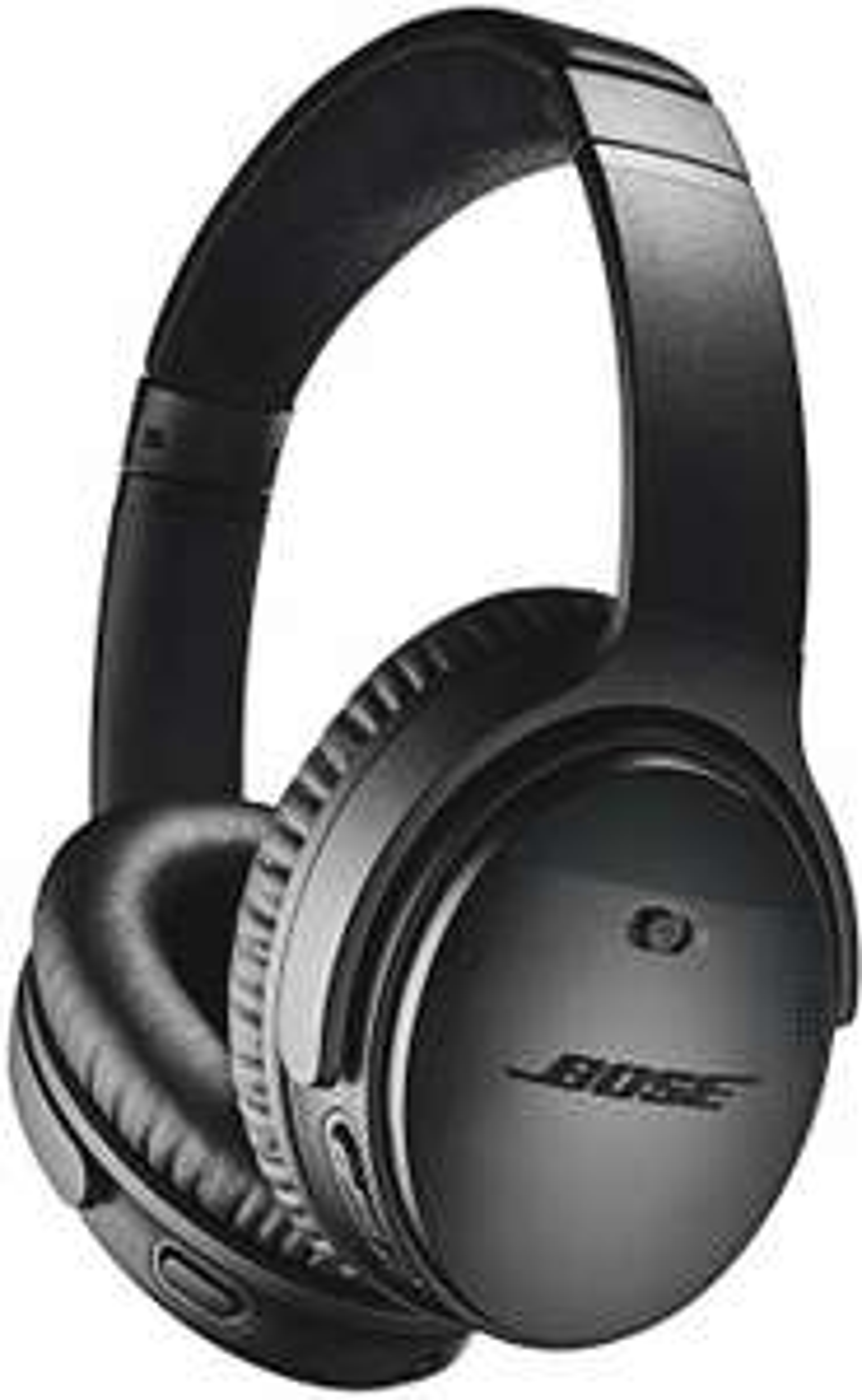 Casque audio à réduction de bruit Bose QuietComfort 35 II