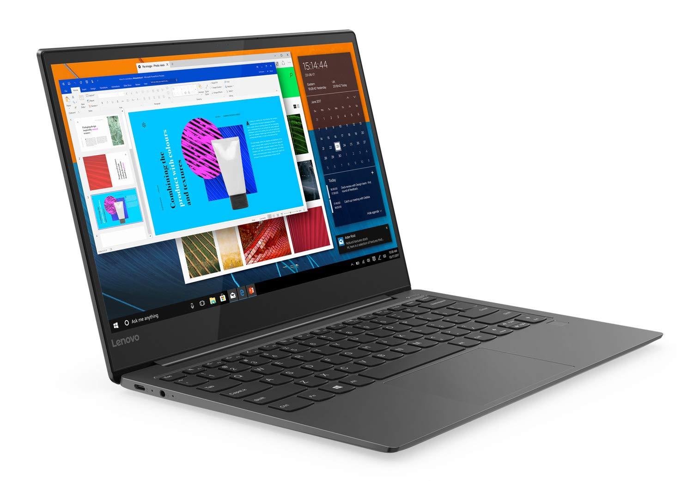 """[Etudiants] Sélection de PC Ultraportables Lenovo en promotion - Ex : 13.3"""" Yoga S730 (IPS, i7-8565U, RAM 8 Go, SSD 512 Go, 1.2 kg, 1.19 cm)"""