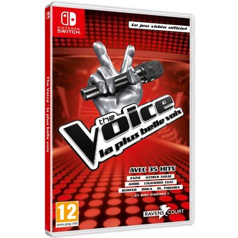 The Voice 2019 sur Nintendo Switch