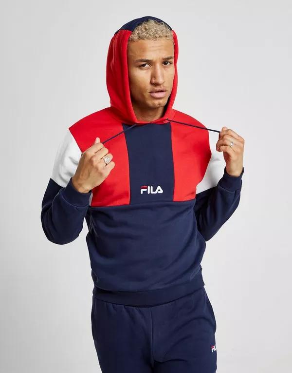 Sweat-shirt à capuche Fila Konen - tailles XS, S ou M