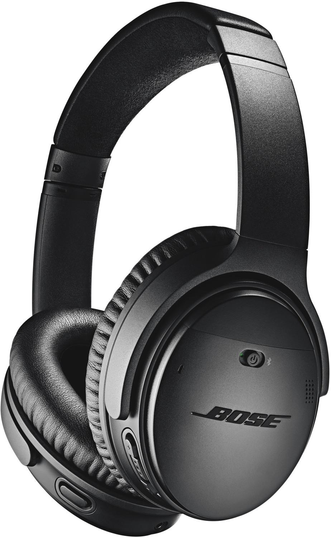 Casque audio Bose QuietComfort 35 II - noir (+ 48€ en SuperPoints)