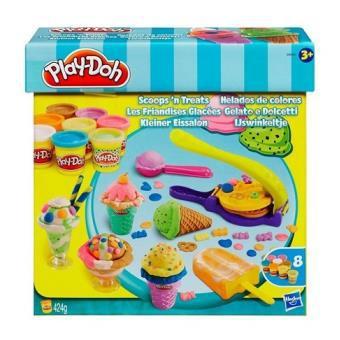 """Pâte à modeler Play Doh """"Les Friandises Glacées"""""""