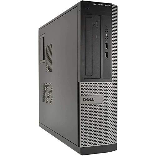 PC de Bureau Dell PC 3010 DT - Intel G2020, 8Go de RAM, HDD 500 Gon WiFi W7 (Reconditionné Grade A - Vendeur tiers) )