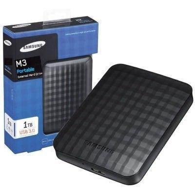 Disque dur externe Samsung M3 (avec 50% sur la carte) - 1 To