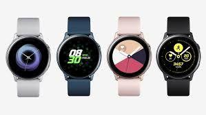 Montre Connectée Samsung Galaxy Watch Active (Coloris au choix) - 40mm (Via ODR 30€)