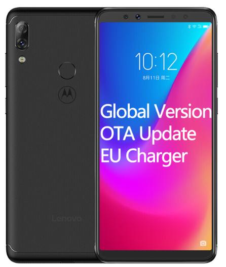 "Smartphone 5.99"" FHD+ Lenovo Moto K5 Pro Global Version - 4G B20, RAM 4Go, 64Go, Snapdragon 636"