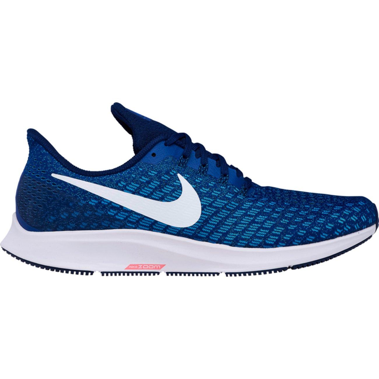 Paire de chaussures Nike AirZoom Pegasus 35 - BLeu, Taille 42