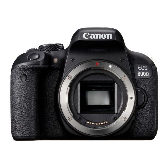 Appareil photo reflex Canon 800D - Boitier nu (vendeur tiers)