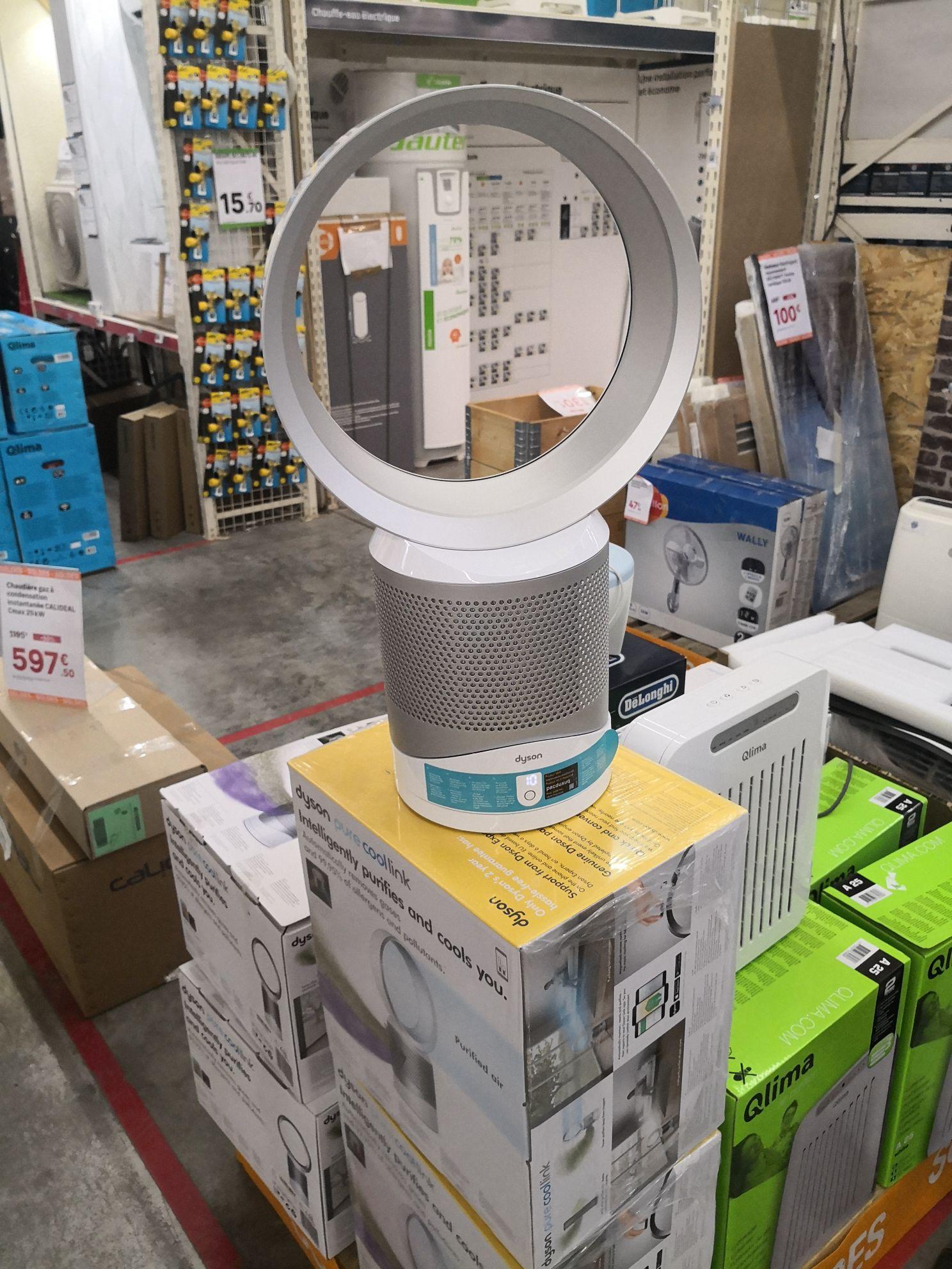 Ventilateur de table Purificateur Dyson DP01 - Reims (51)