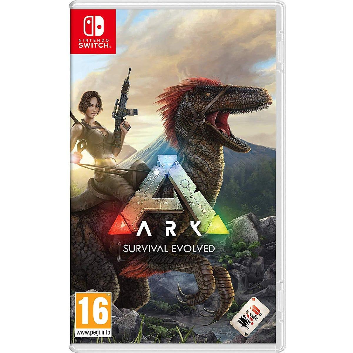 Jeu Ark Survival : Evolved sur Nintendo Switch