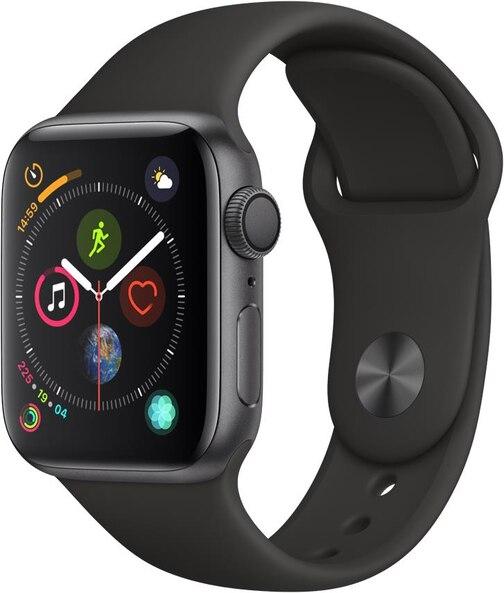 Montre connectée Apple Watch Series 4 - 44mm (Frontaliers Suisse)