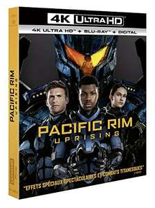 Blu-ray Pacific Rim Uprising (4K Ultra HD + Digital)