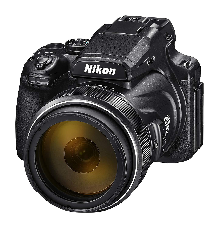 Appareil photo Nikon Coolpix P1000 - Noir (vendeur tiers)