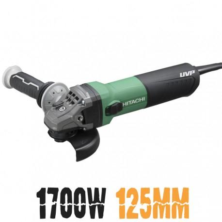 Meuleuse d'angle filaire Hitachi G13BY - 125 mm, 1700 W (Tools4pro.com)