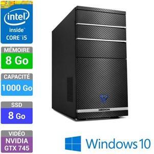Unité centrale Medion Akoya P5316 I / C039 FR : i5-4460, GTX 745, 8 Go RAM, 1 To HDD