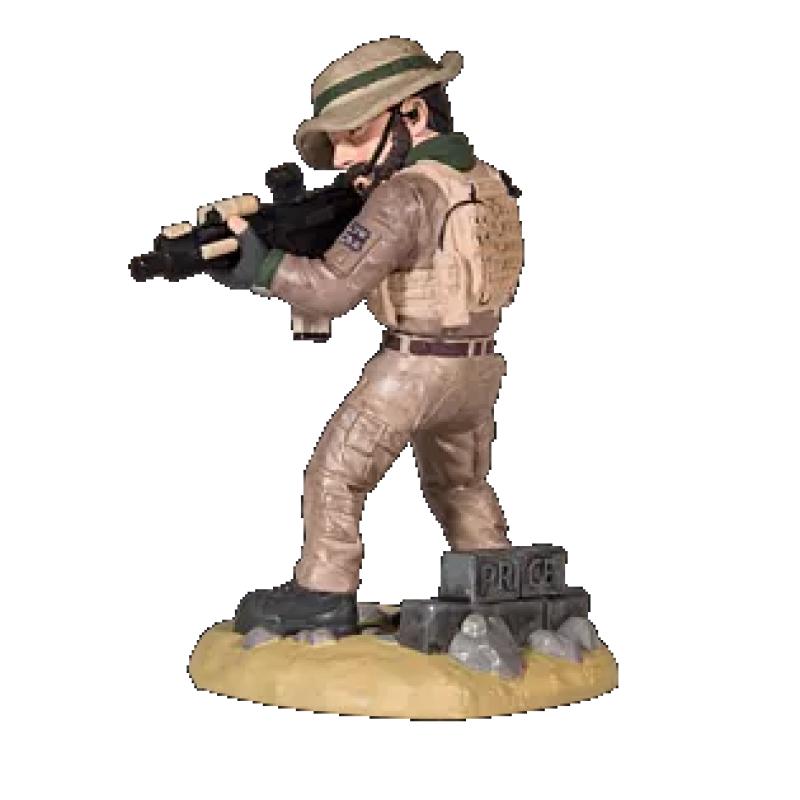 Figurine collector Call of Duty : Modern Warfare - Captain Price