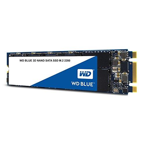 SSD Interne M.2 2280 Western Digital WD Blue 3D - 500 Go
