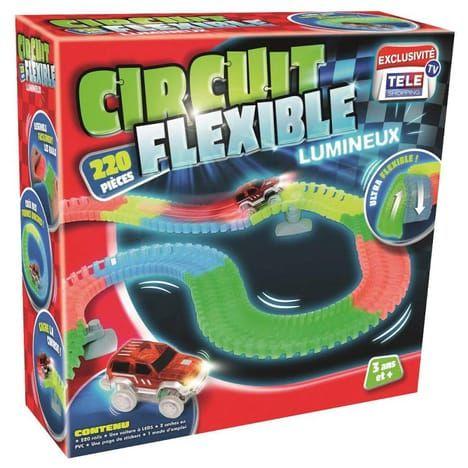 Circuit flexible et lumineux Venteo - 220 pièces