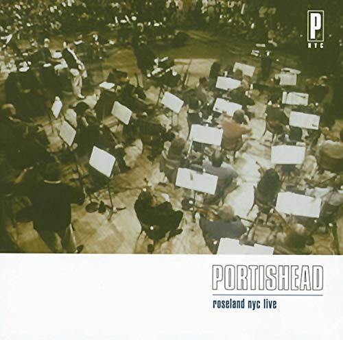 Vinyle : Portishead - Roseland New York Live