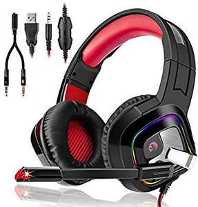 Casque-Micro Gaming 3I Dn. pour PS4 / PC (Vendeur tiers)