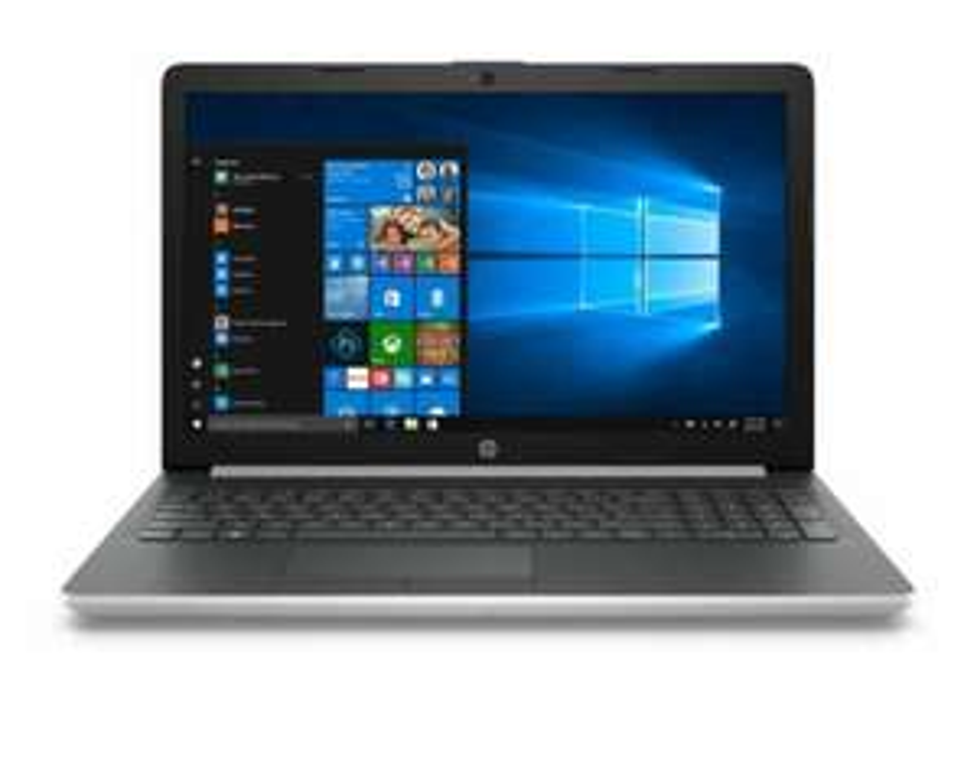 """PC Portable 15,6"""" HP 15-db0063nf - HD, AMD Ryzen 5, RAM 8Go, HDD 1To + SSD 128Go, Windows 10"""