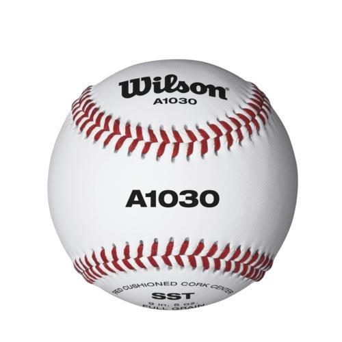 [Panier Plus]  Balle de baseball Wilson Team Sport - A1030 Championship Series