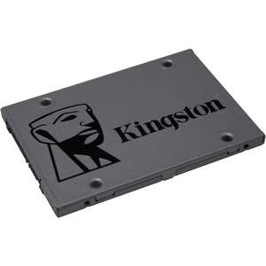 "SSD Interne 2.5"" Kingston SSDNow UV500 - 960Go (Mémoire TLC)"