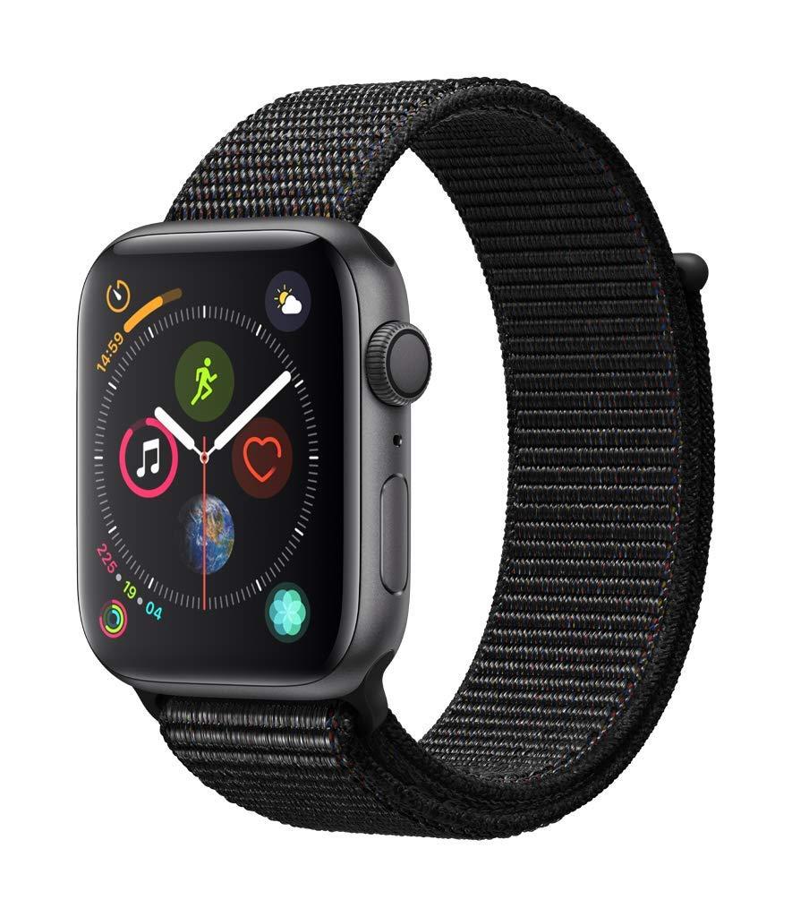 Montre connectée Apple Watch Series 4 (GPS) - 44mm