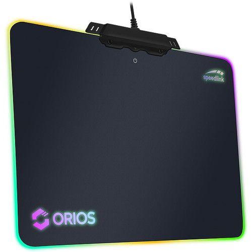 Tapis de souris Speedlink Orios RGB