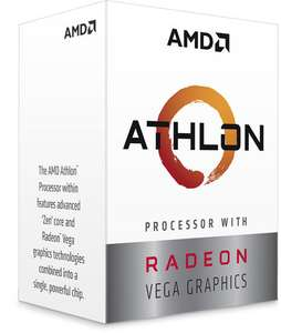 Processeur AMD Athlon 200GE - 3.2 GHz - Socket AM4